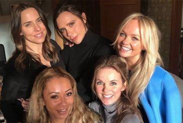 Mel B quiere que Katy Perry sustituya a Victoria Beckham en el reencuentro de las Spice Girls