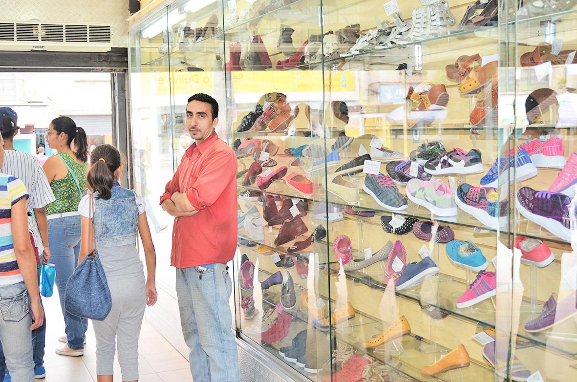Ventas de calzados han disminuido en un 60%