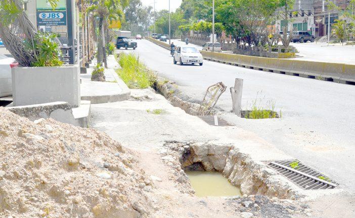 Piden a la Gobernación atender fallas viales de la Panamericana