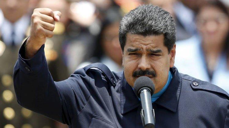 Nicolás Maduro inicia gira internacional a China