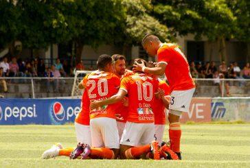 Deportivo La Guaira remontó para derrotar al Atlético Venezuela