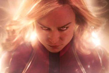 "Revelan primer tráiler de ""Capitana Marvel"""