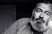 Ernest Hemingway revive en las tablas