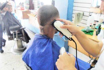 Corte de cabello se montó en Bs.S 50