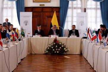 Declaración de Quito instó a región a seguir acogiendo emigrantes venezolanos