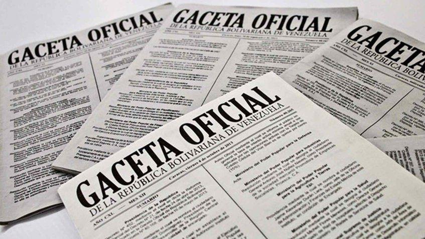 En Gaceta: Unidad Tributaria fue reajustada a 17,00 bolívares soberanos