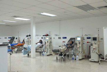 Pacientes renales del HVS esperan tanque prometido