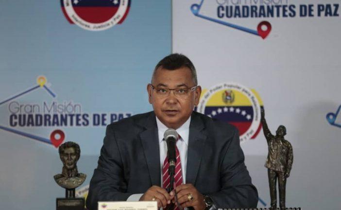 Reverol instala mesa contra la legitimación de capitales y financiamiento al terrorismo
