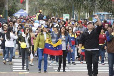 Ascendió a 431.000 el número de emigrantes venezolanos en Perú