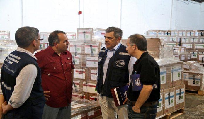 Codevida: 16 toneladas de medicamentos no son suficientes para los pacientes del país