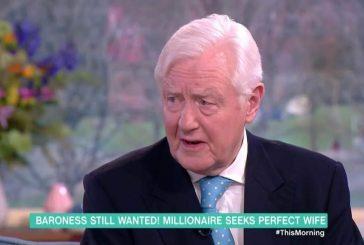 Multimillonario británico de 72 años busca mujer que le pueda dar un heredero