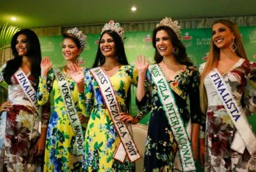 Miss Venezuela 2018 será en diciembre