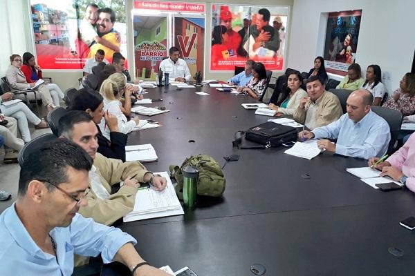 Ejecutivo Nacional aprobó Bs S. 287 millones para fortalecer gobernaciones, alcaldías y la GMVV