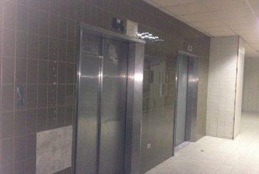 Hay 17 ascensores dañados en el Victorino