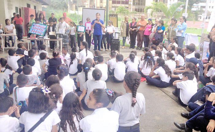 Jornada Expoeducativo para prevención de embarazo precoz llega a las escuelas