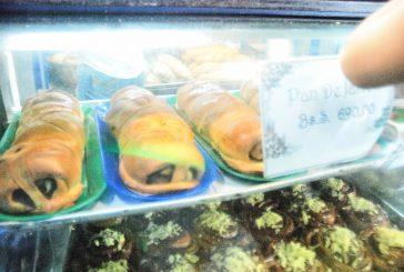 Pan de jamón cuesta  medio sueldo mínimo