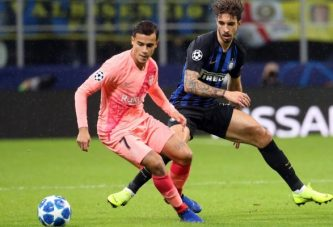 Barcelona igualó en San Siro para asegurar su pase a octavos